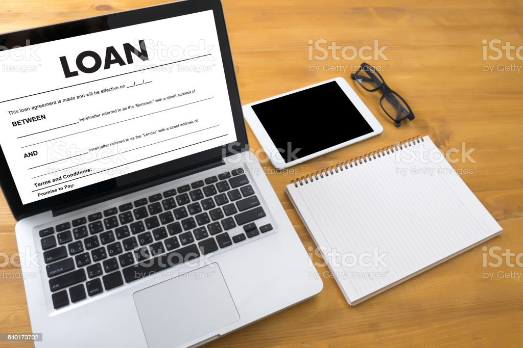 Business Support Commercial Loan Document And Agreement Signi