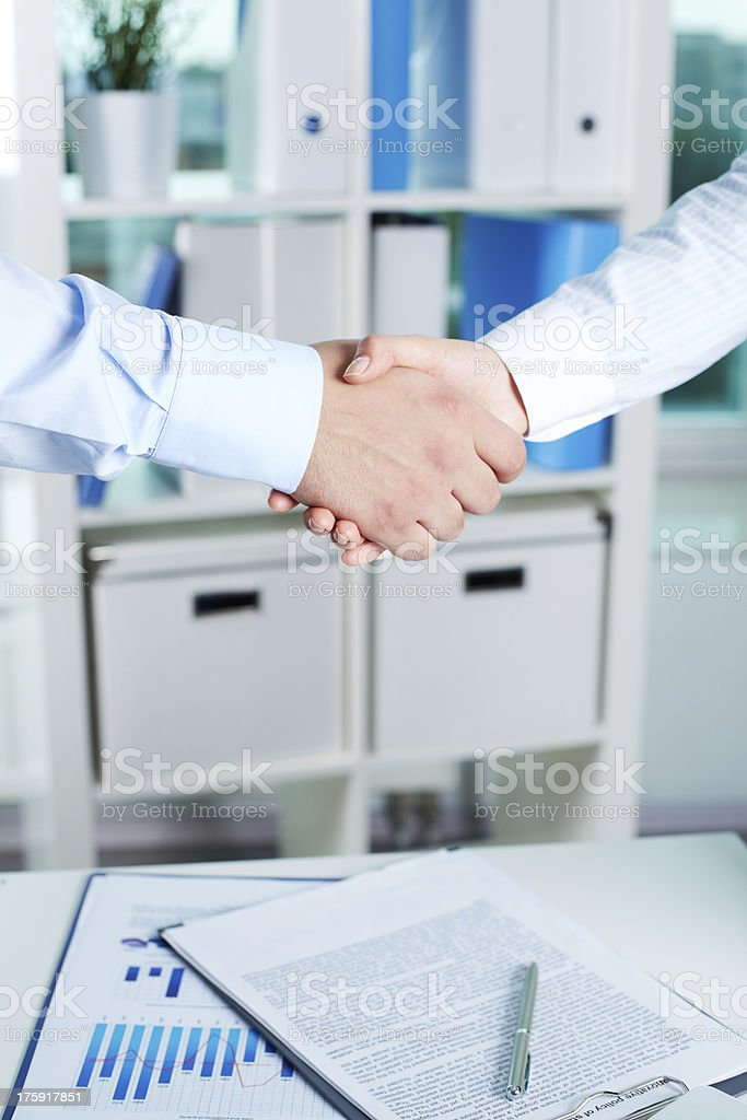 Business support royalty-free stock photo