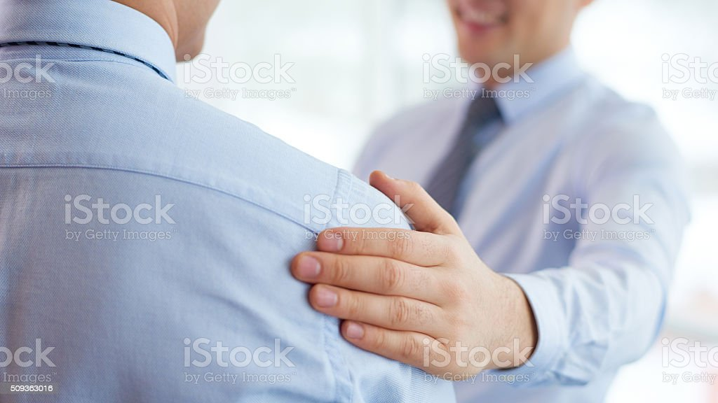 Business support stock photo