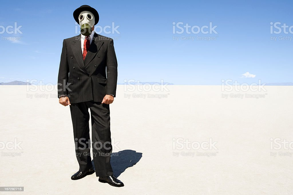 Business Survival royalty-free stock photo