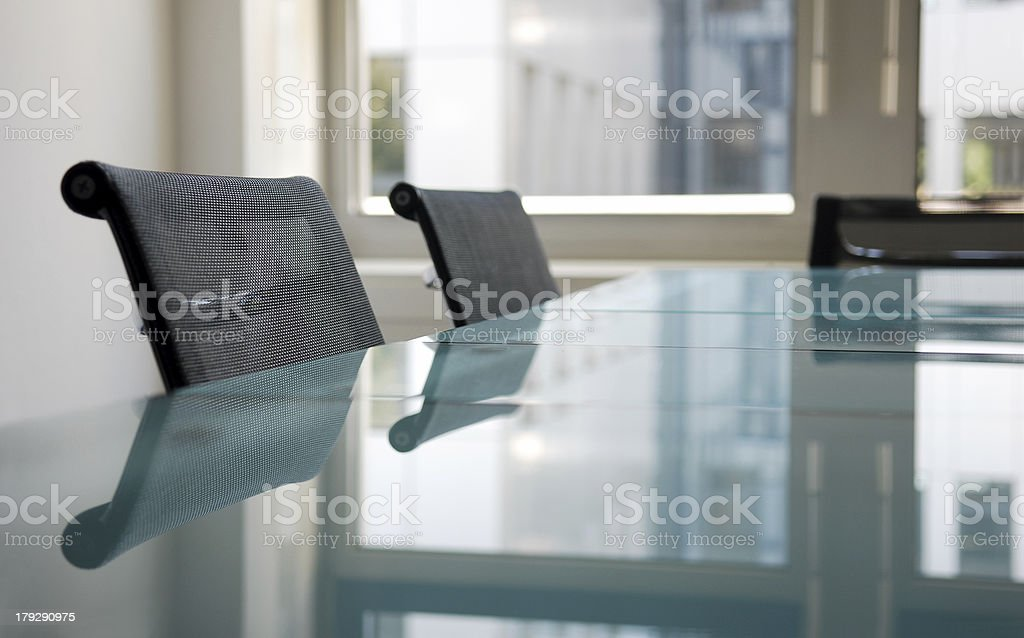 business table stock photo