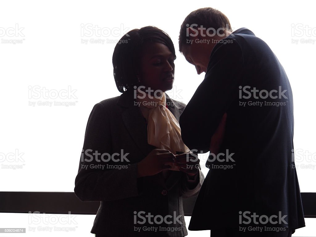 Business, Talking stock photo