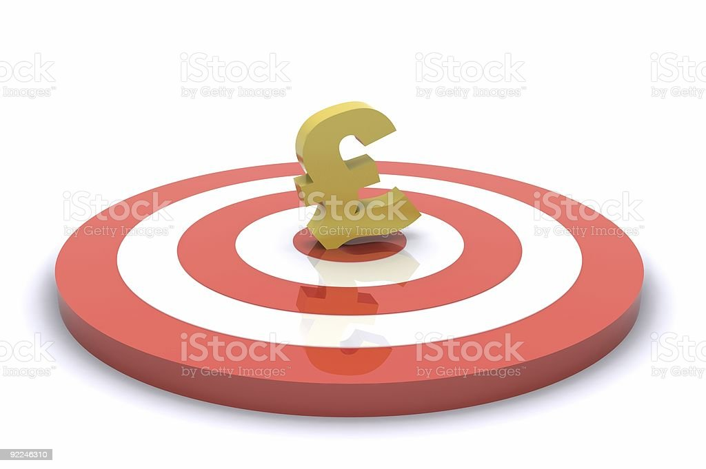 Business Targets stock photo