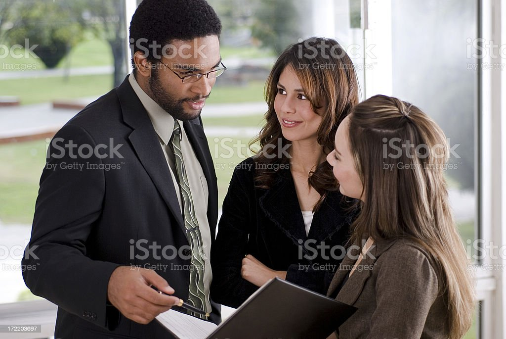 Business team 11 royalty-free stock photo