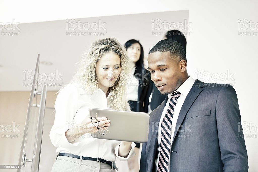 Business team. royalty-free stock photo