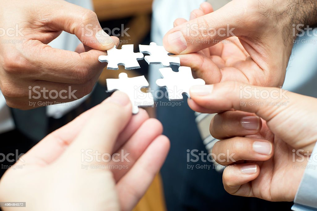 Business Teamwork stock photo