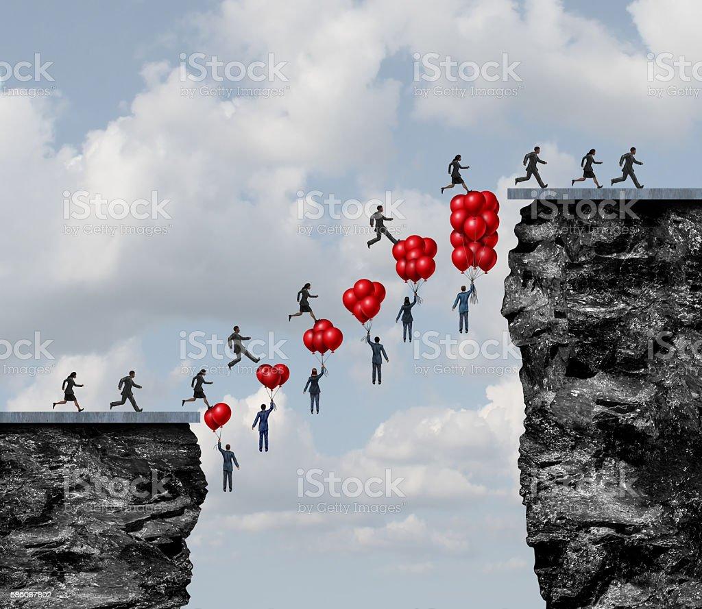 Business Teamwork Success stock photo