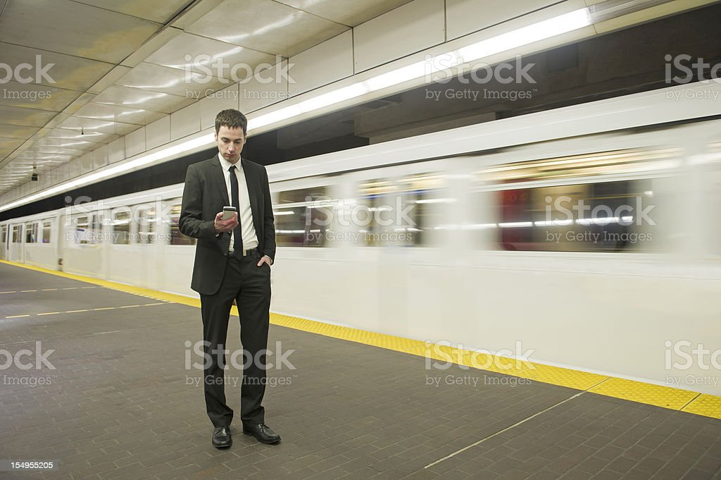 Business Text stock photo