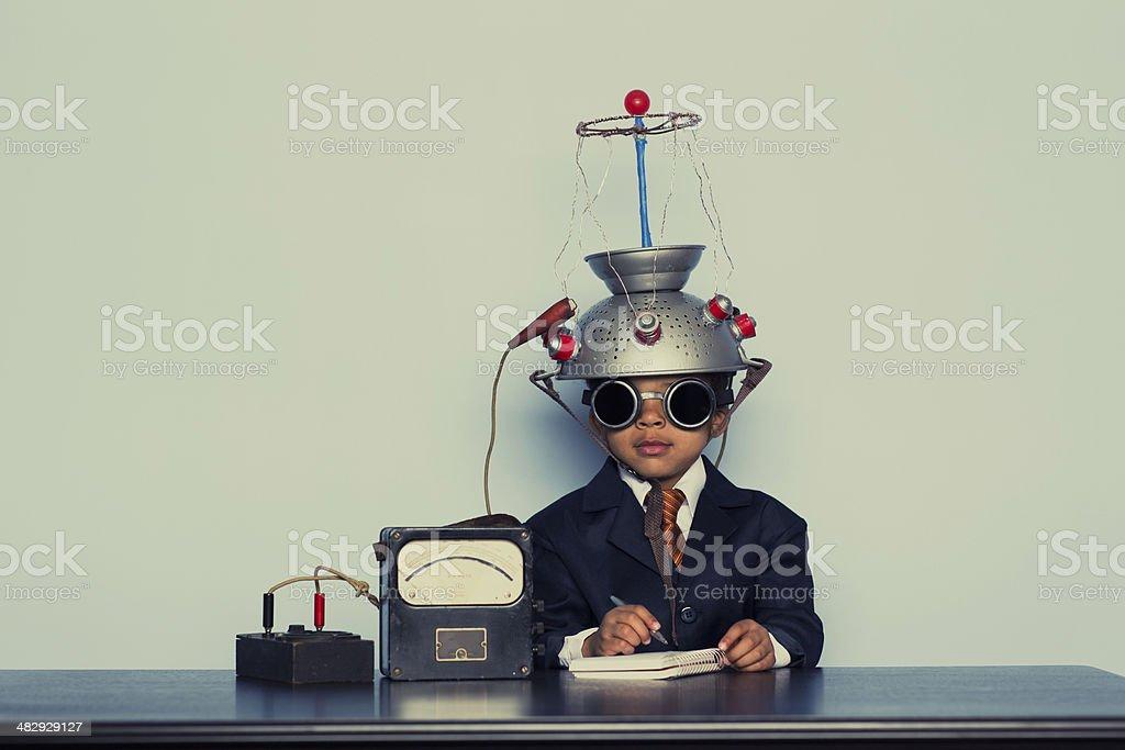 Business Thinking stock photo