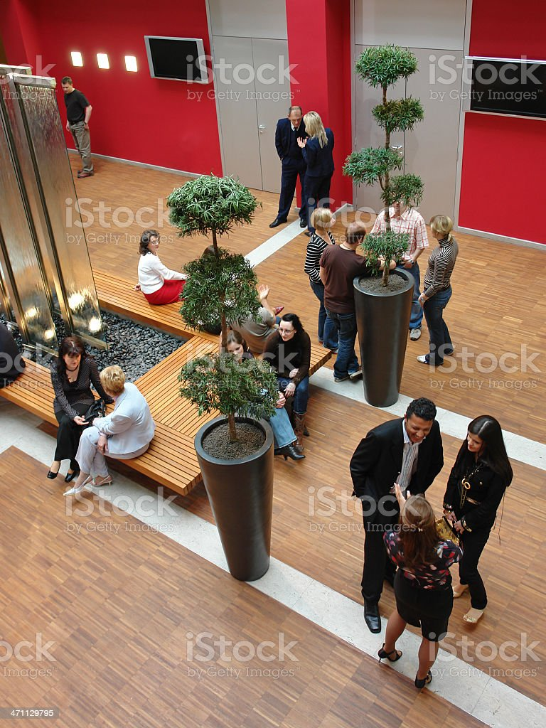 Business Time Out stock photo