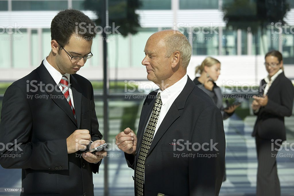 business tips stock photo