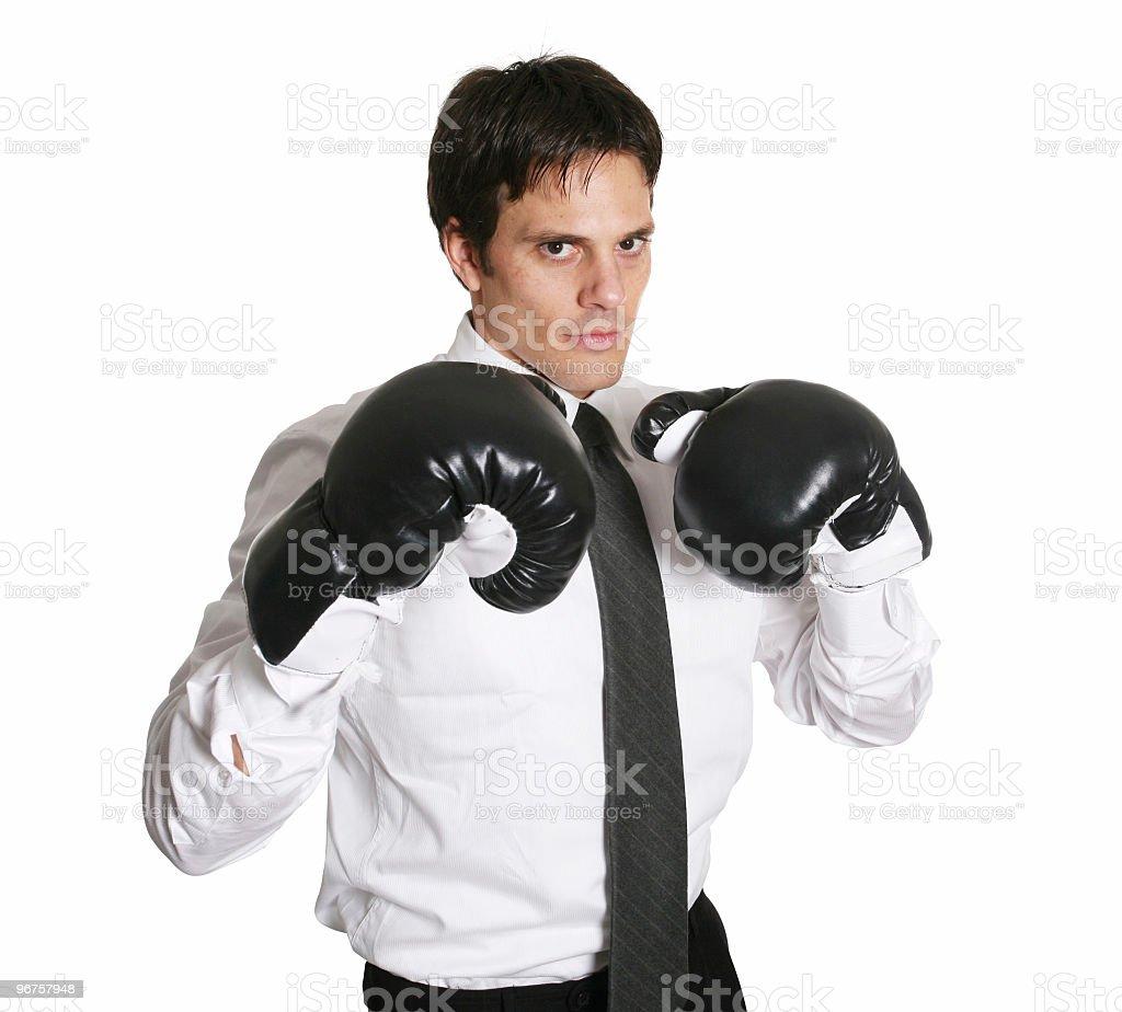 Business TKO royalty-free stock photo