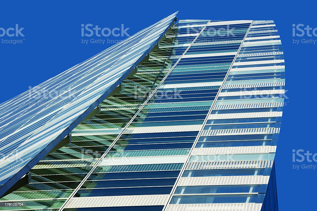 Business Tower in London royalty-free stock photo