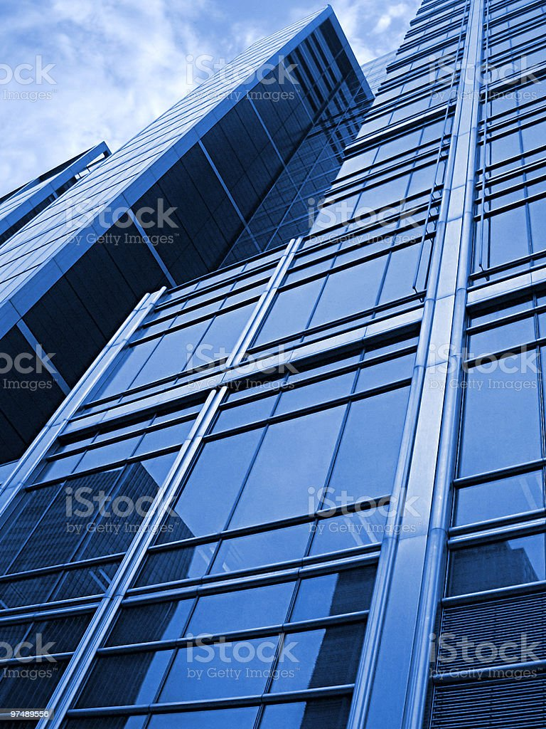 Business Tower (skysraper) royalty-free stock photo