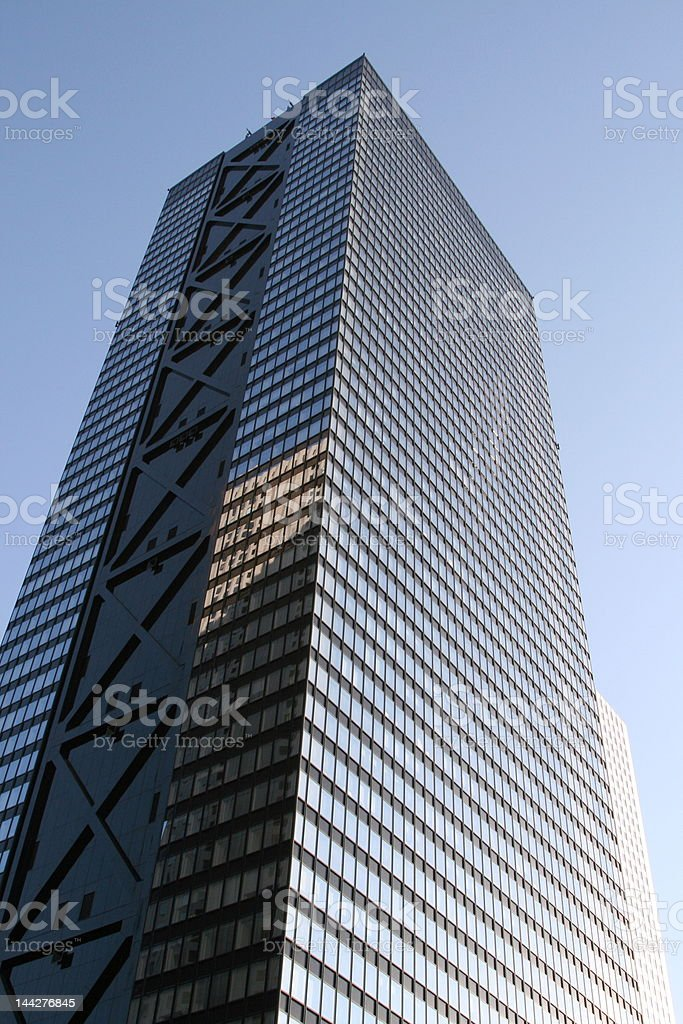 Business Towers stock photo