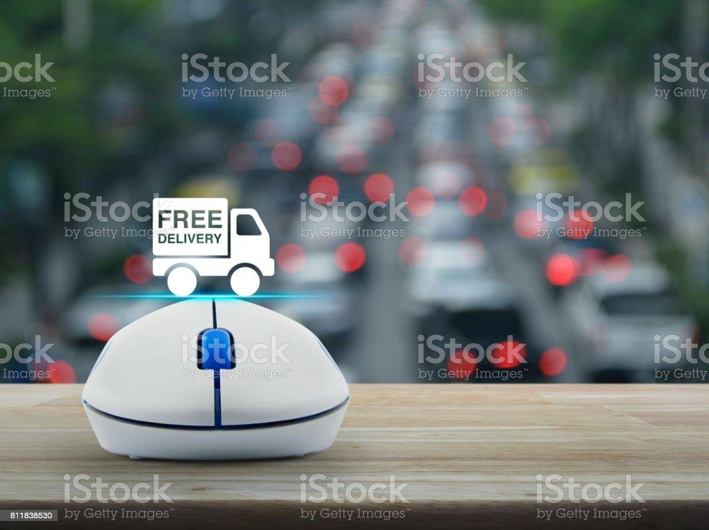 Business transportation concept stock photo