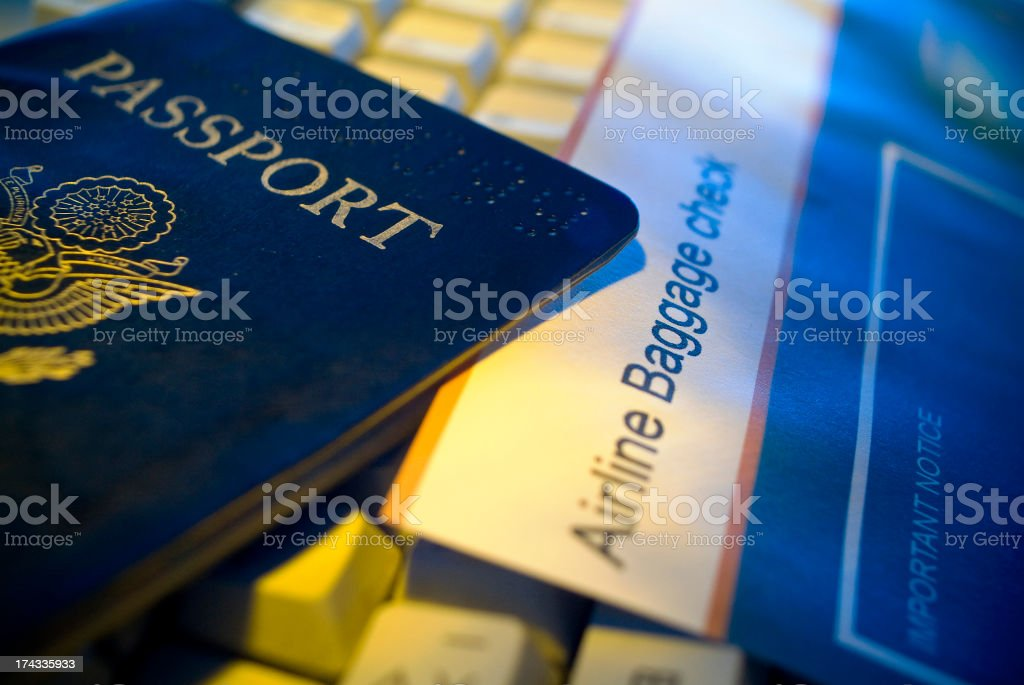 Business Travel Series royalty-free stock photo