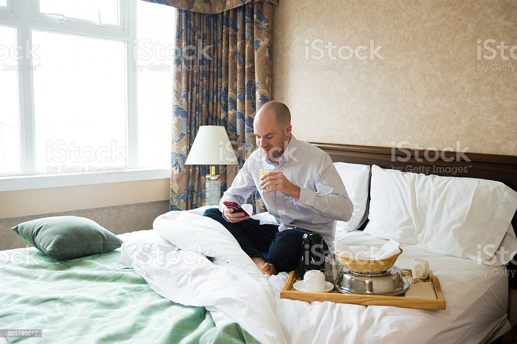 Business Traveler stock photo