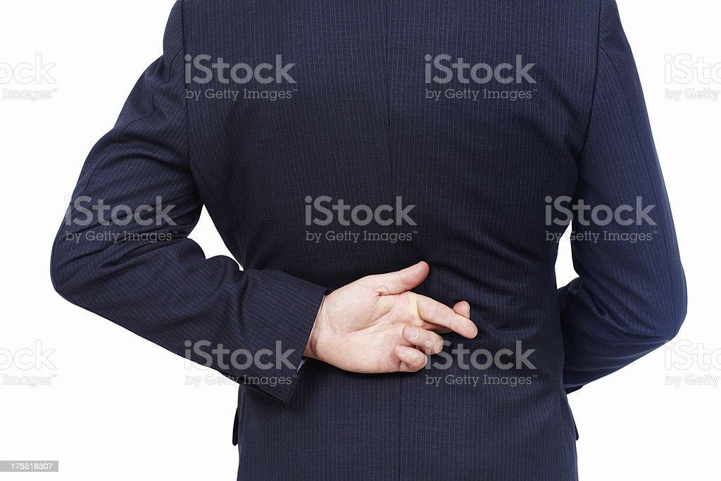 Business tricks stock photo