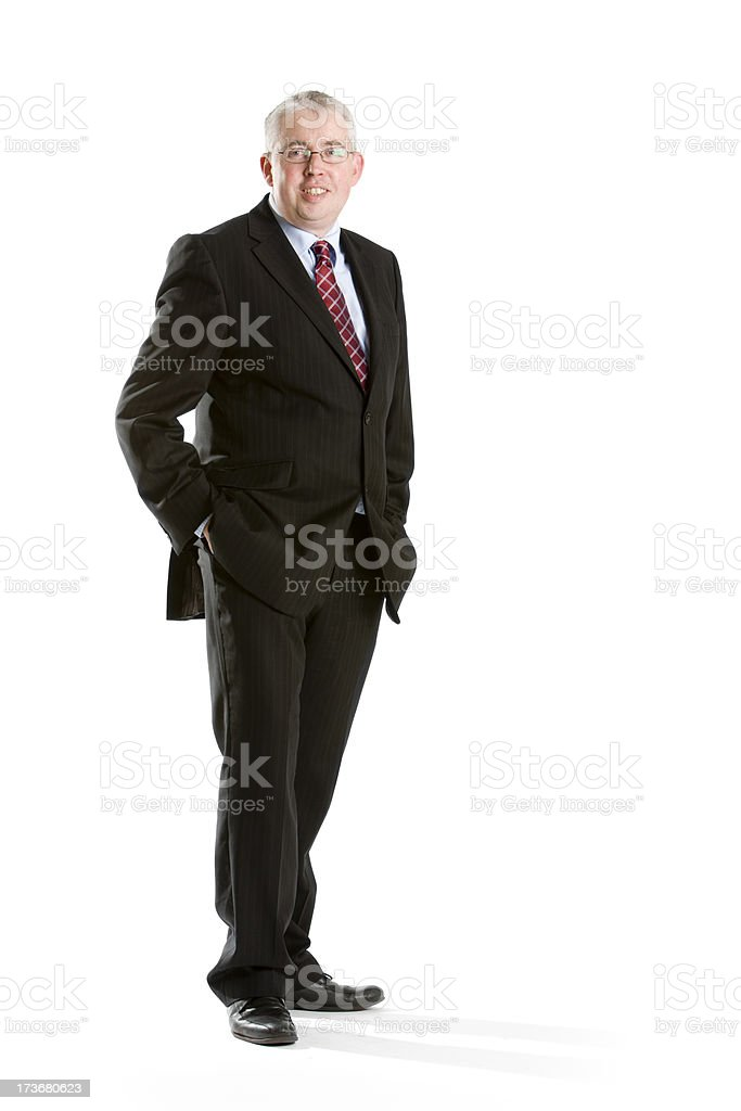 business trust royalty-free stock photo
