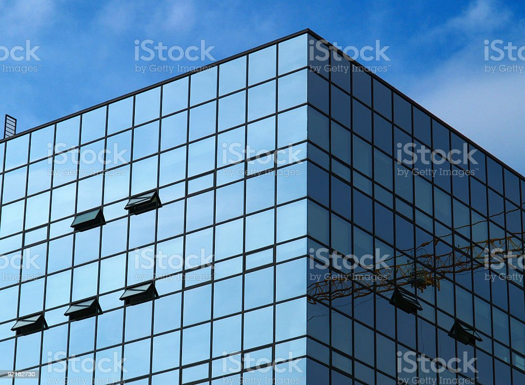 Business under construction royalty-free stock photo