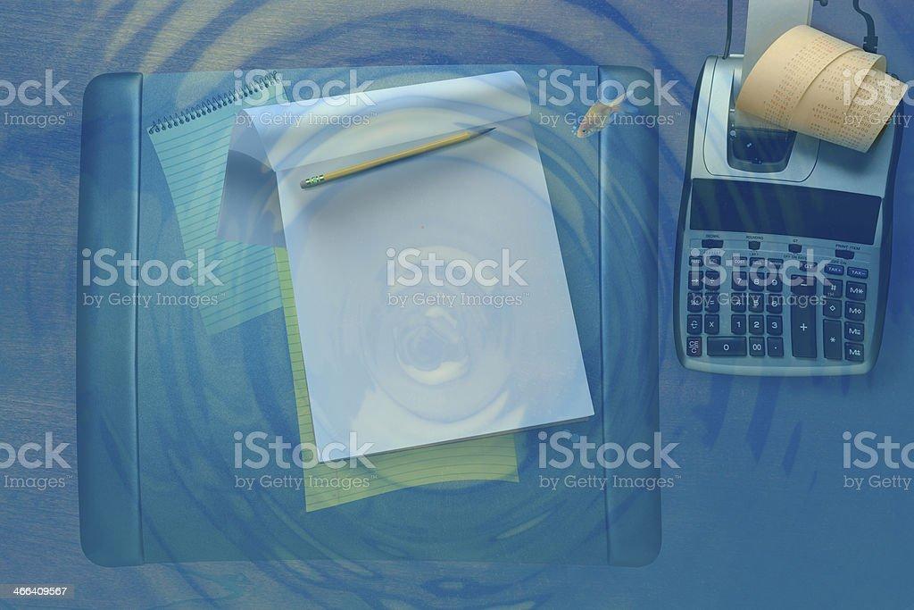 Business Underwater stock photo