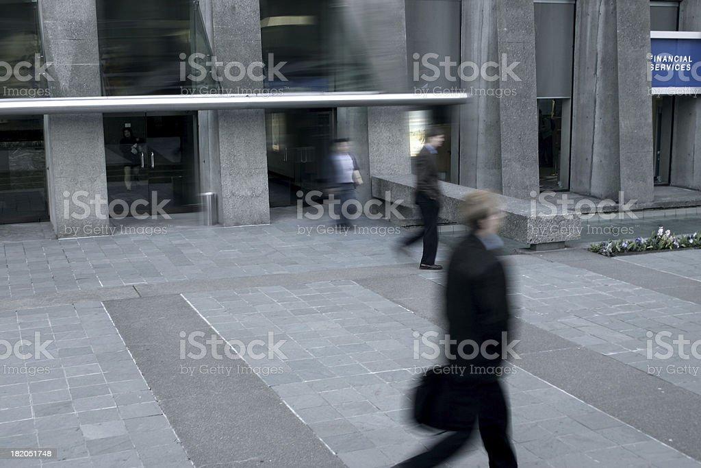 Business Urban royalty-free stock photo