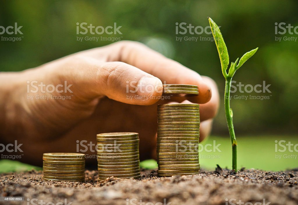 Business with csr practice stock photo