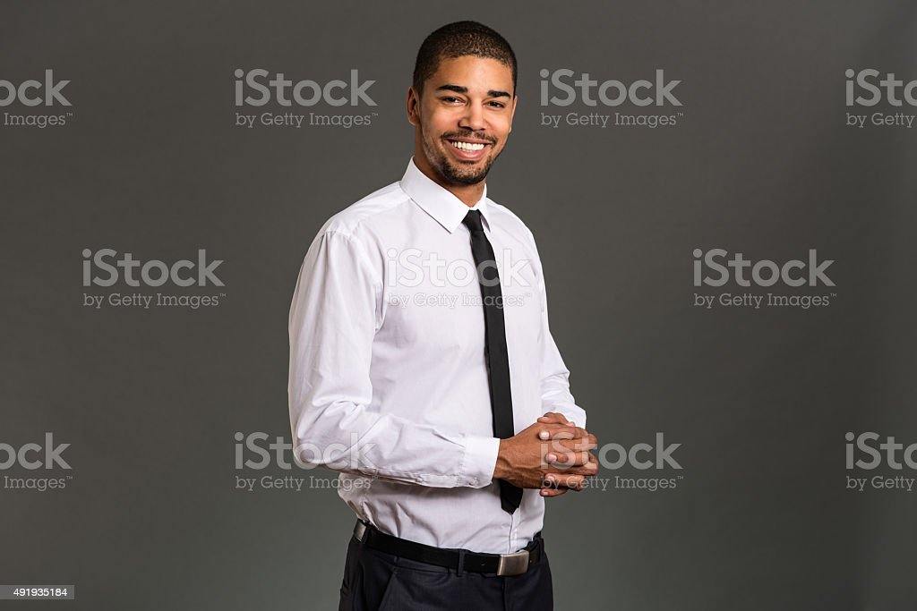 Business with style stock photo