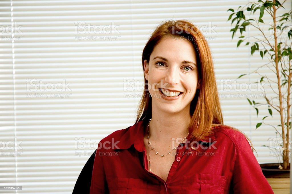 Business Woman - 12 royalty-free stock photo