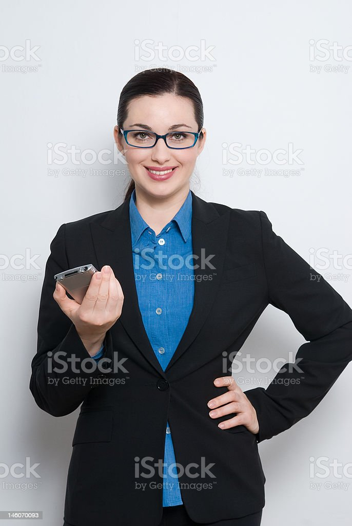 business woman 2 royalty-free stock photo