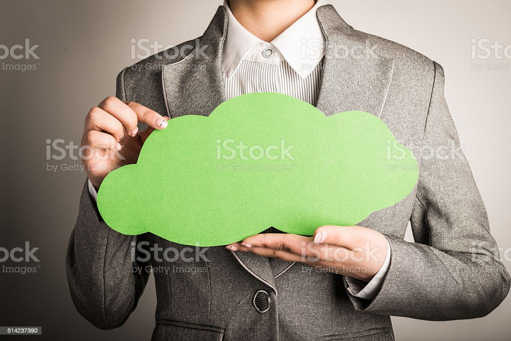 Business woman concept image stock photo