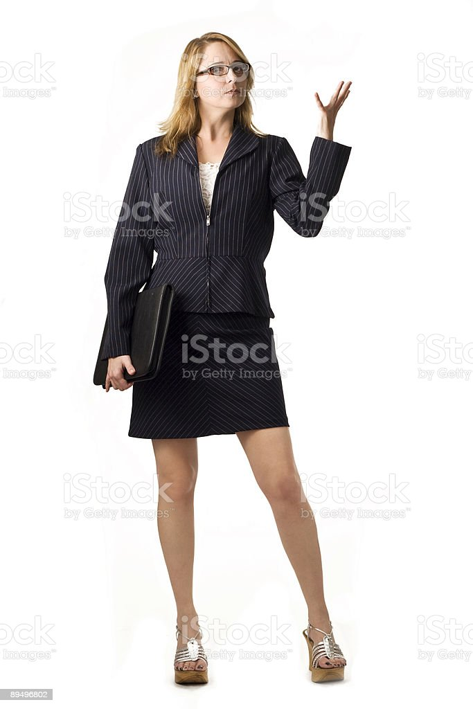 Business Woman royalty-free stock photo