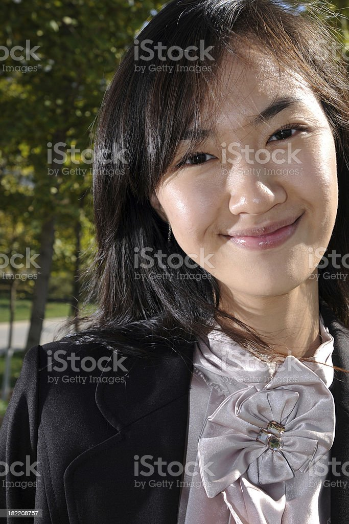 Business Woman - XLagre royalty-free stock photo
