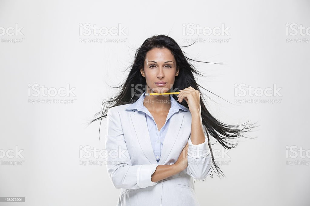 Business women, success and job planning stock photo