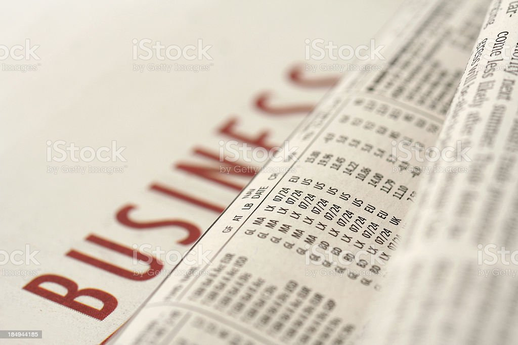 business work royalty-free stock photo