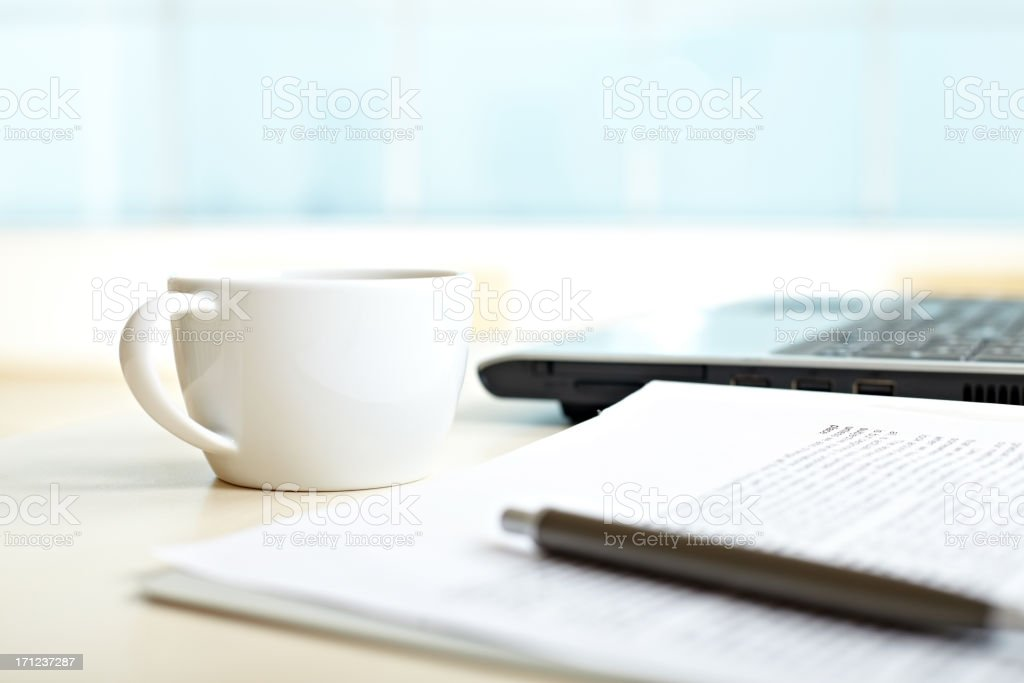 Business workplace royalty-free stock photo