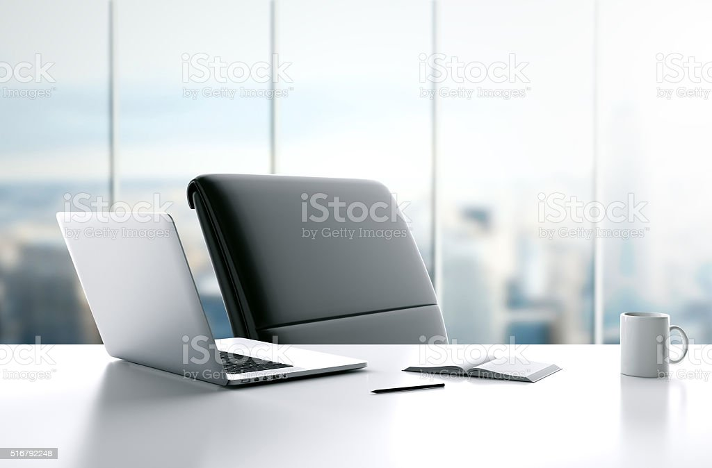 Business workplace stock photo