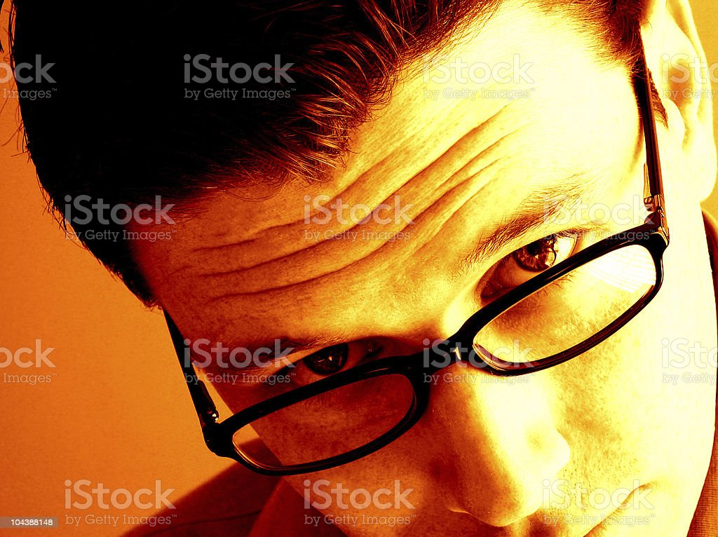 Business - Young Businessman 3 royalty-free stock photo