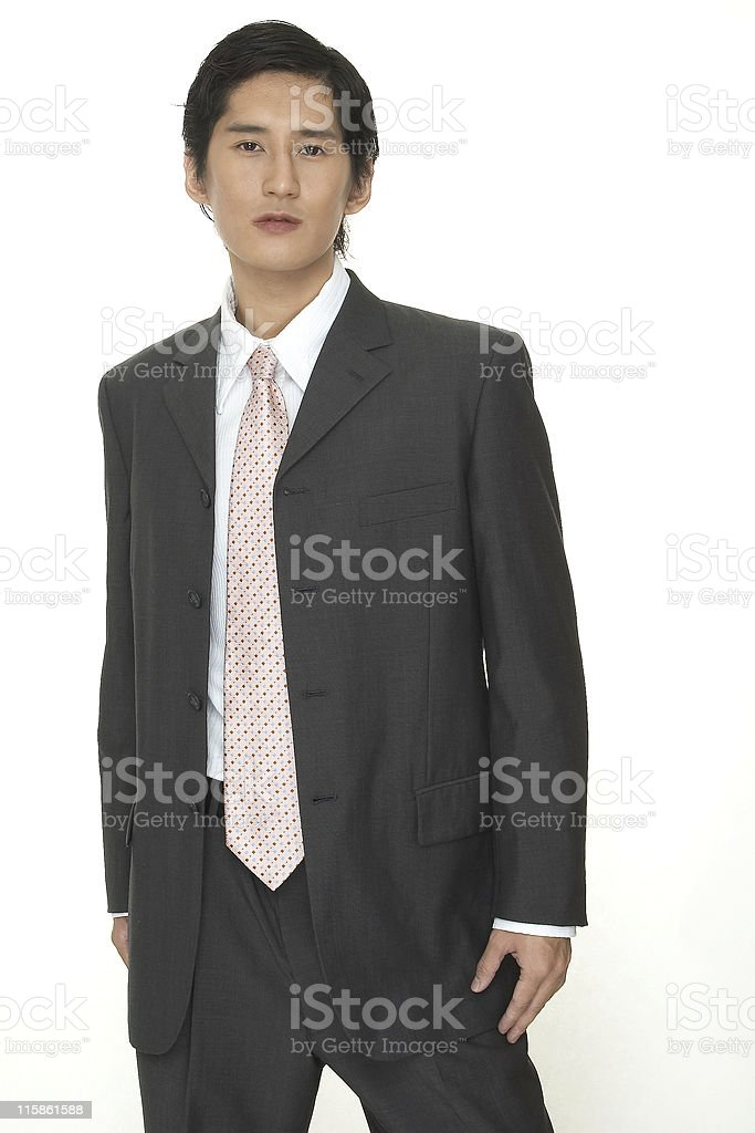 Businessman 16 royalty-free stock photo