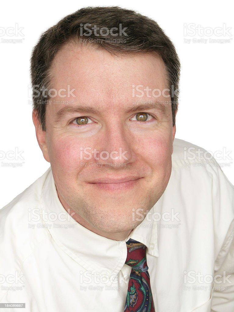 Businessman guy royalty-free stock photo