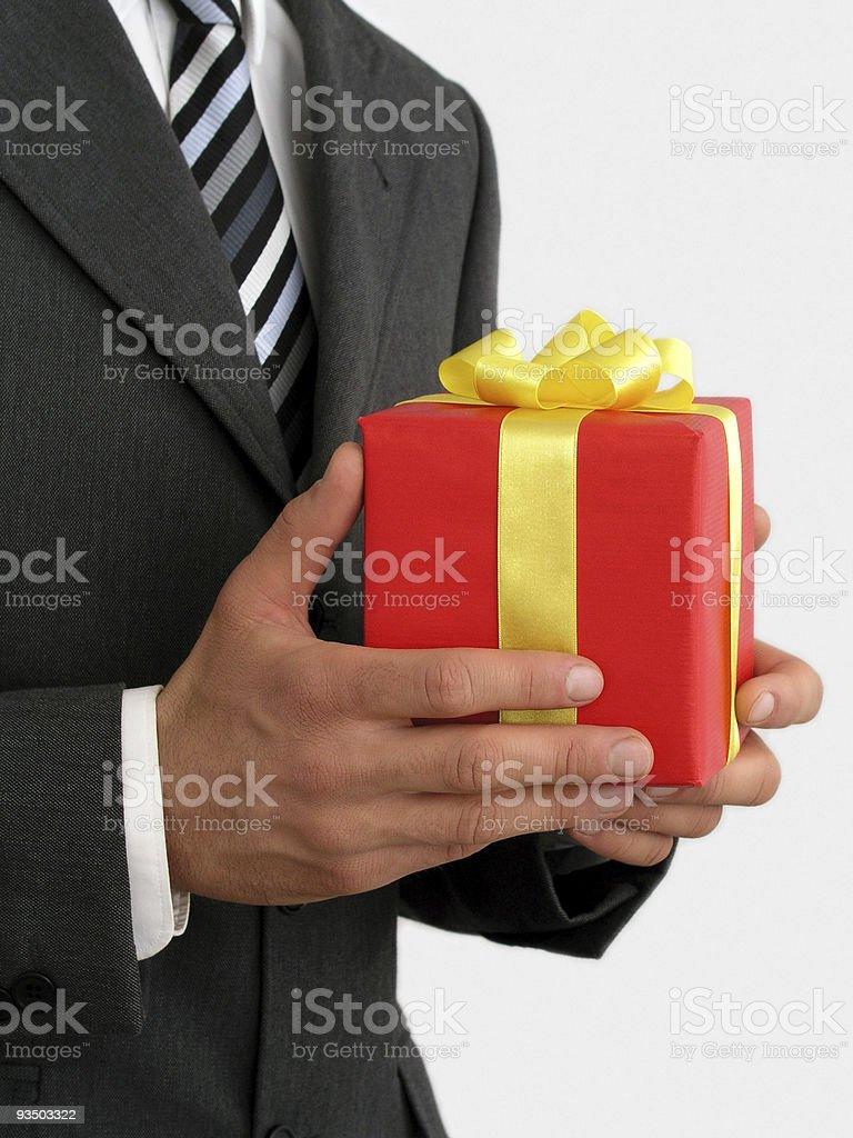 Подарок чтобы удержать сотрудника