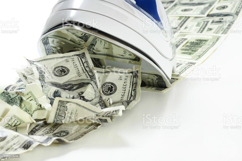 businessman homeworks stock photo