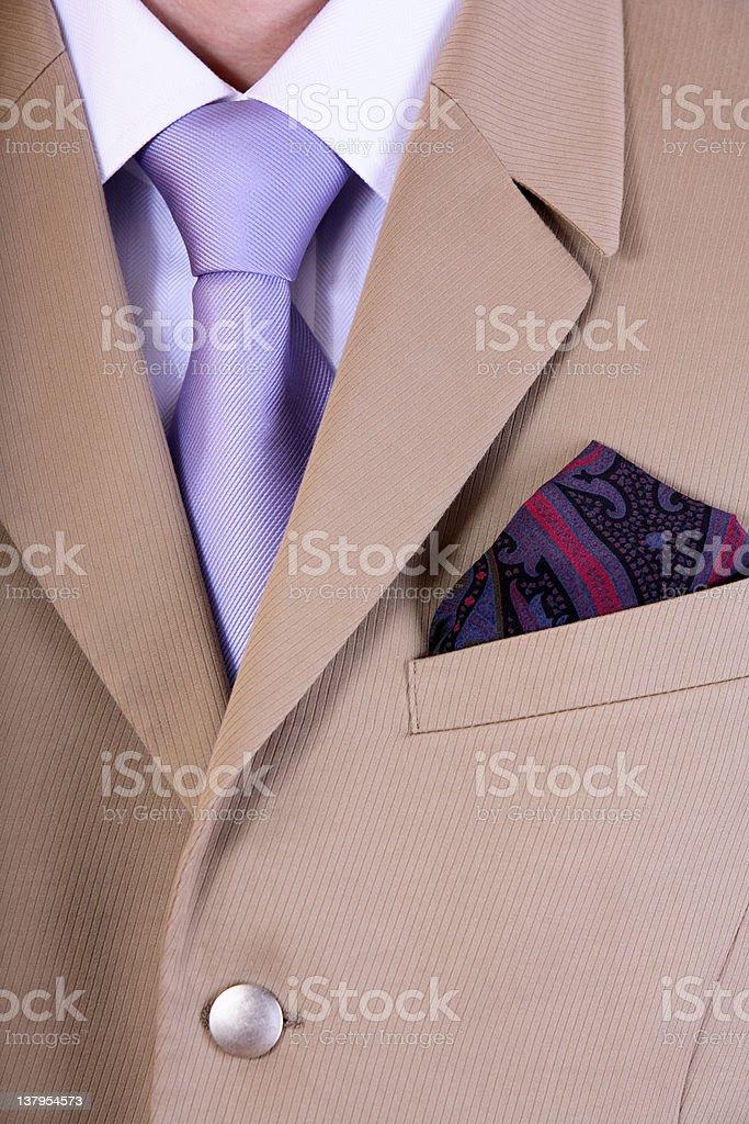 businessman modern jacket detail royalty-free stock photo