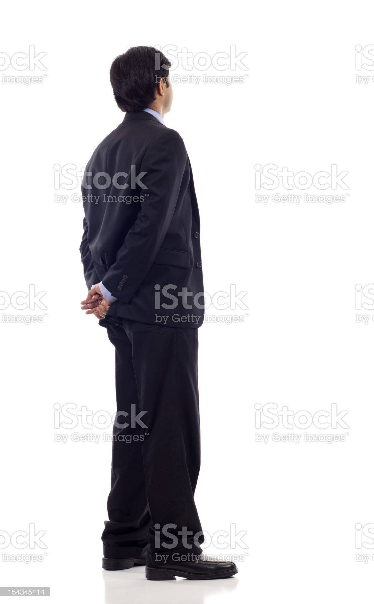 Businessman royalty-free stock photo