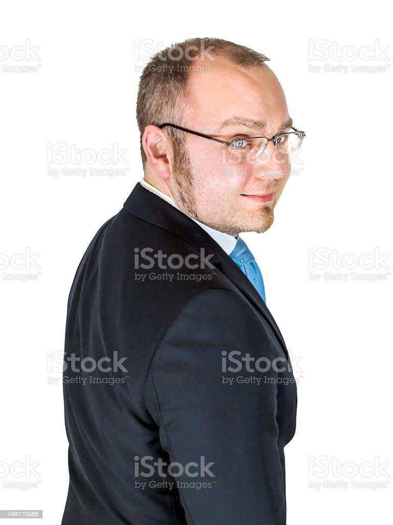 Businessman stock photo