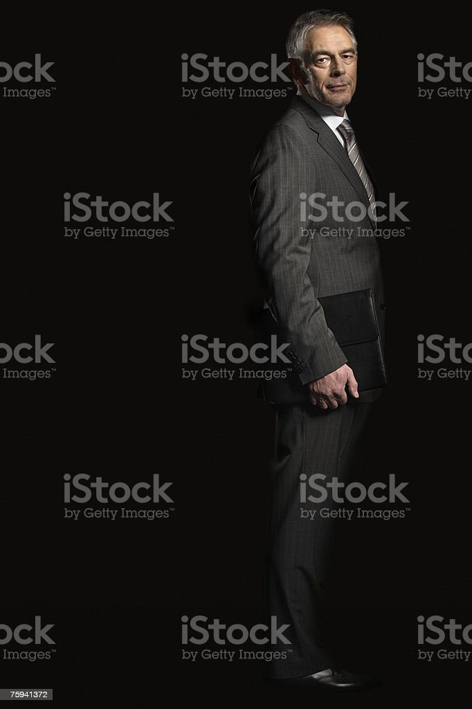Businessman stock photo