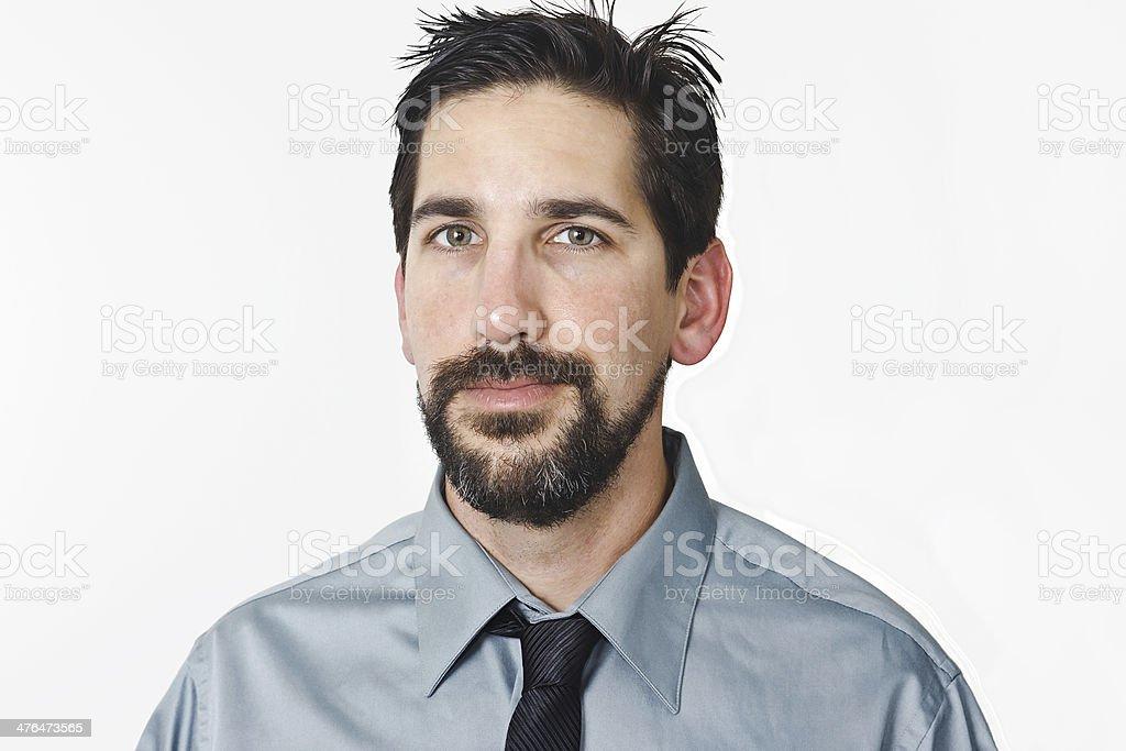 Businessman Portrait royalty-free stock photo