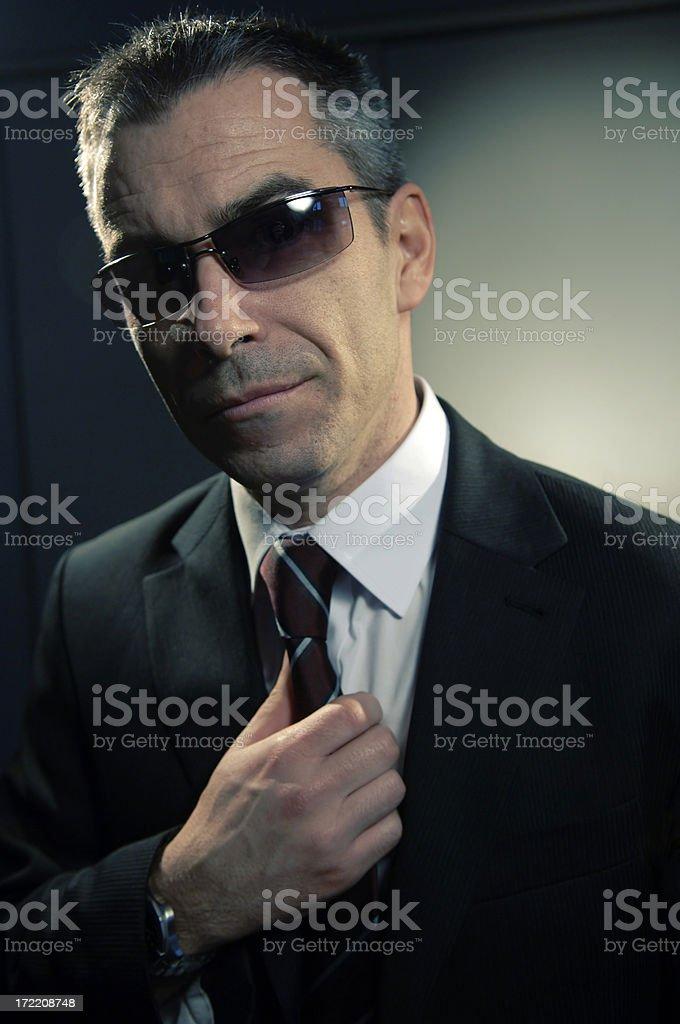 businessman portrait series royalty-free stock photo