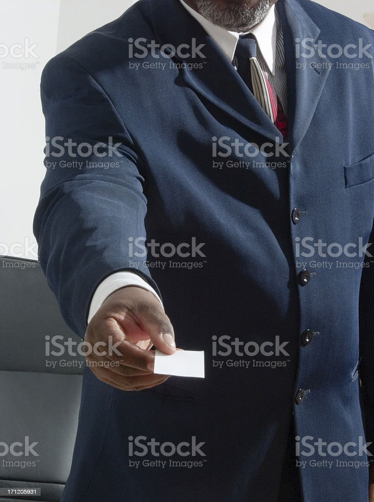 Businessman Series I royalty-free stock photo